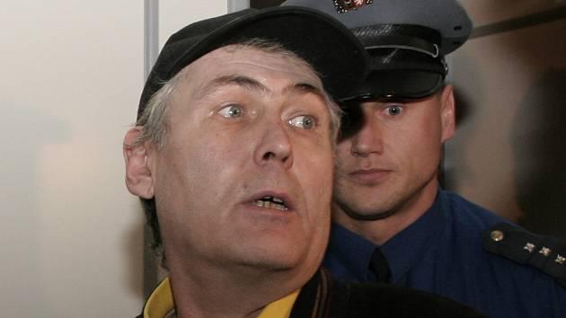 Ladislav Pacovský u soudu