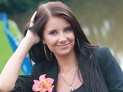 Martina Bínová soutěží o titul Miss hasička.
