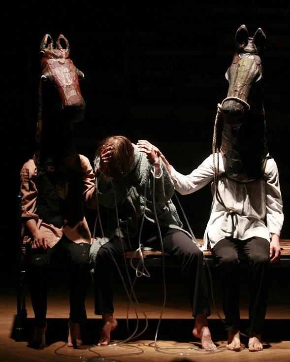 Herci divadla Continuo odehráli při příležitosti studenských oslav Majáles v českobudějocivké Slavii před početným publikem nové sugestivní představení Sousedé, které si klade otázky nejen po příčinách destrukce místa, ale i rozpadu vztahů, lidských život