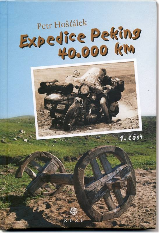 Kniha Petra Hošťálka