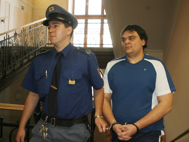 Rostislav Campr u soudu.