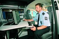 Jedná se o mobilní kontaktní a koordinační centra, která by měla být používána ve zvláštních nebo krizových situacích. Auta by mohla v takových situacích sloužit například jako dispečink.