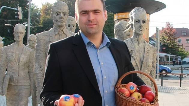 Václav Král, kandidát za ODS, odpovídal ON-LINE