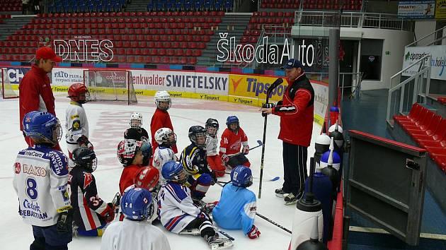 České Budějovice město sportu 2010/2011 - Den s hokejem