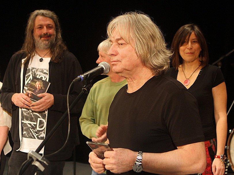 Pavel Žalman Lohonka měl 23. března koncert ke svým 70. narozeninám v českobudějovickém Metropolu.