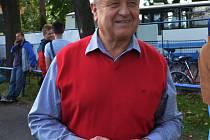 Člen výkonného výboru Jč KFS Karel Vácha