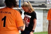 V úterý se ve Zlivi uskutečnila akce s názvem Běh pro Haimu, spolek, který pomáhá dětem s poruchou krvetvorby.