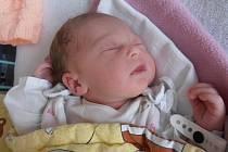 2,70 kg – touto porodní váhou se pyšnila holčička Judita Wagnerová z Českých Budějovic. Svět spatřila přesně v 8 hodin a 10 minut ve středu 14.5.2014.