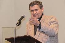 Kněz Jan Fatka vede Karmelitánské nakladatelství.