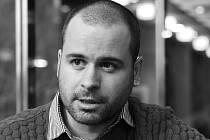 Andrej Drbohlav, psychopatolog a autor knihy Psychologie masových vrahů.