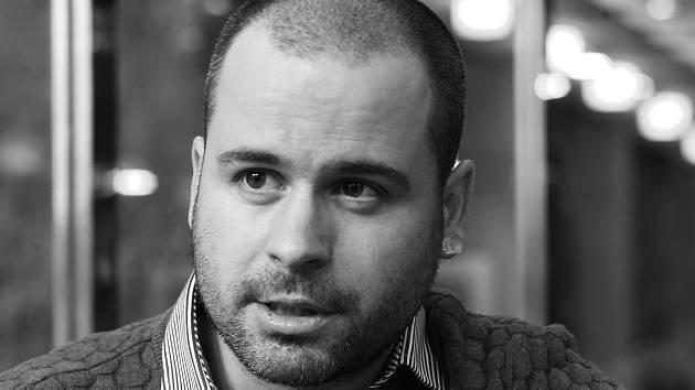 Andrej Drbohlav, psychopatolog a autor knihy Psychologie masových vrahů