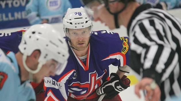 Hokejisté David servisu ČB podlehli na svém ledě Milevsku 3:5.