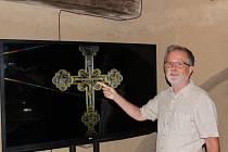 V budějovické věži Železná panna obohatilo nové video zajímavou expozici o králi Přemyslu Otakaru II.