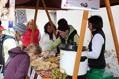 Akci Hody s plody podzimu připravili v sobotu 7. října 2017 v Borovanech. Navštívili ji zájemci všech generací a nejen Borovanští.