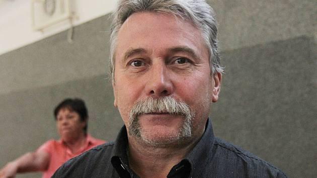 Hokejista Vladimír Caldr