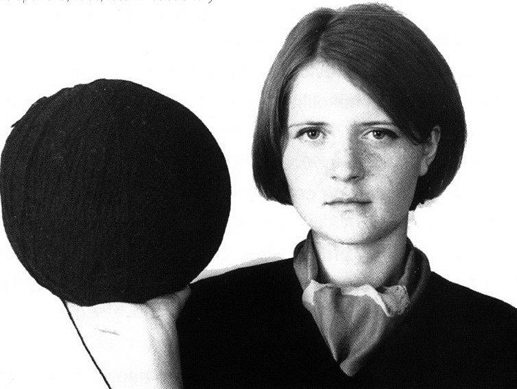 Věra Boudníková na snímku Miloše Stránského.