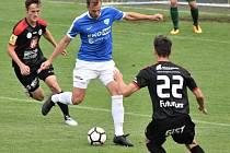 Zbyněk Musiol se proti Hradci neprosadil, v sezoně ale nastřílel třináct gólů a v tabulce střelců skončil třetí.