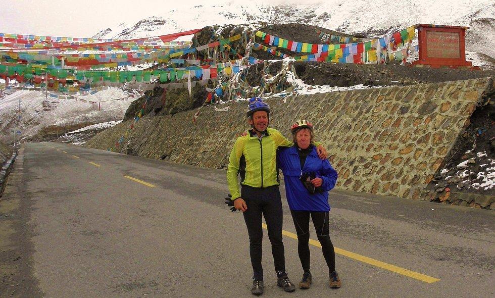 Tibet - Karola Pass 5 086m n.m.