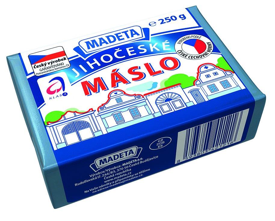 Online i v běžném životě obyvatelé Jihočeského kraje milují mléčné výrobky od Madety. Vede máslo.