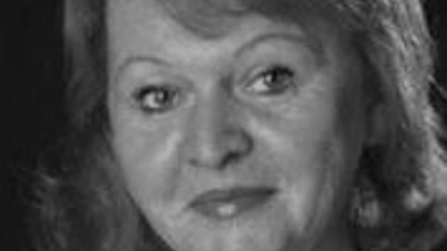 Dlouholetá členka činoherního souboru Jihočeského divadla zemřela.