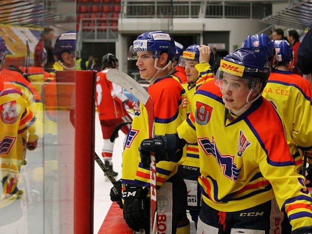 V posledním domácím utkání základní části junioři Motoru přehráli Olomouc 4:0.