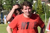 Milan Barteska dovedl fotbalisty Sokola S. Ústí jako hrající trenér do krajského přeboru.