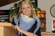 Pětadvacetiletá Michaela Chalupová je jednou z absolventek hotelové školy v Bad Leonfeldenu.