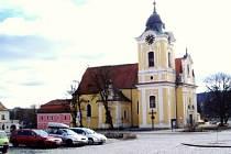 Týn nad Vltavou. Ilustrační foto