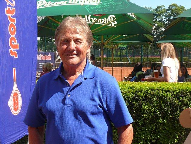 Setkání sportovních osobností pod hlubockým zámkem, Richard Farda
