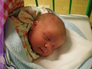 3,09 kg tolik po narození vážila Vanesa Horňáčková, kterou si rodiče z Českých Budějovic zanedlouho odvezou domů. Holčička přišla na svět v úterý 15. 3. 2011 ve 14 hodin a 19 minut.