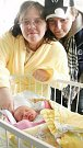 Maminka Lenka Chrtová a tatínek Michal Krametbauer neskrývali radost, když se 25. 2. 2011 v 3.42 h narodila jejich prvorozená dcera Eli. Její míry byly 2,70 kg, 48 cm.