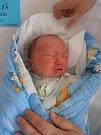 Prvorozený Mikuláš Vališ se narodil v pondělí 25. 4. 2016 v 8 hodin a 56 minut. Po narození vážil rovné 3 kg a měřil 45 cm. Šťastnými rodiči jsou Barbora Pokorná a Ondřej Vališ.