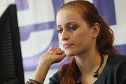 Online rozhovor s herečkou Jihočeského divadla  Kamilou Janovičovou