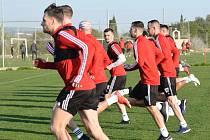 V prvním přípravném utkání na soustředění na Kypru fotbalisté Dynama porazili srbský FK Čukarički 3:0.