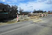 Na Novohradské ulici v Českých Budějovicích vznikne kruhový objezd.