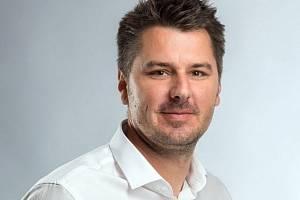 Lídr fotbalového týmu Hluboké David Šťastný