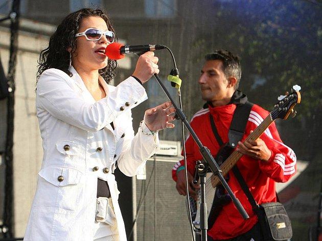 Na South Bohemia JazzFestu, který Rudy Linka kritizuje, že parazituje na názvu jeho přehlídky, vystoupí 21. srpna také kapela Gulo čar (na snímku).