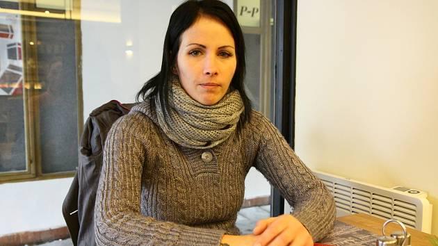 Ludmila Smrčková.
