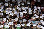 O světovou volejbalovou ligu měli budějovičtí fanoušci velký zájem