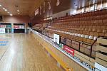 Opuštěná Sportovní hala v Českých Budějovicích