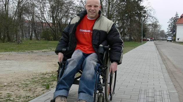 Jakub Novák je držitelem českého rekordu v benchpresu.