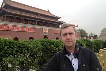 Miroslav Bína navštívil letos Čínu.