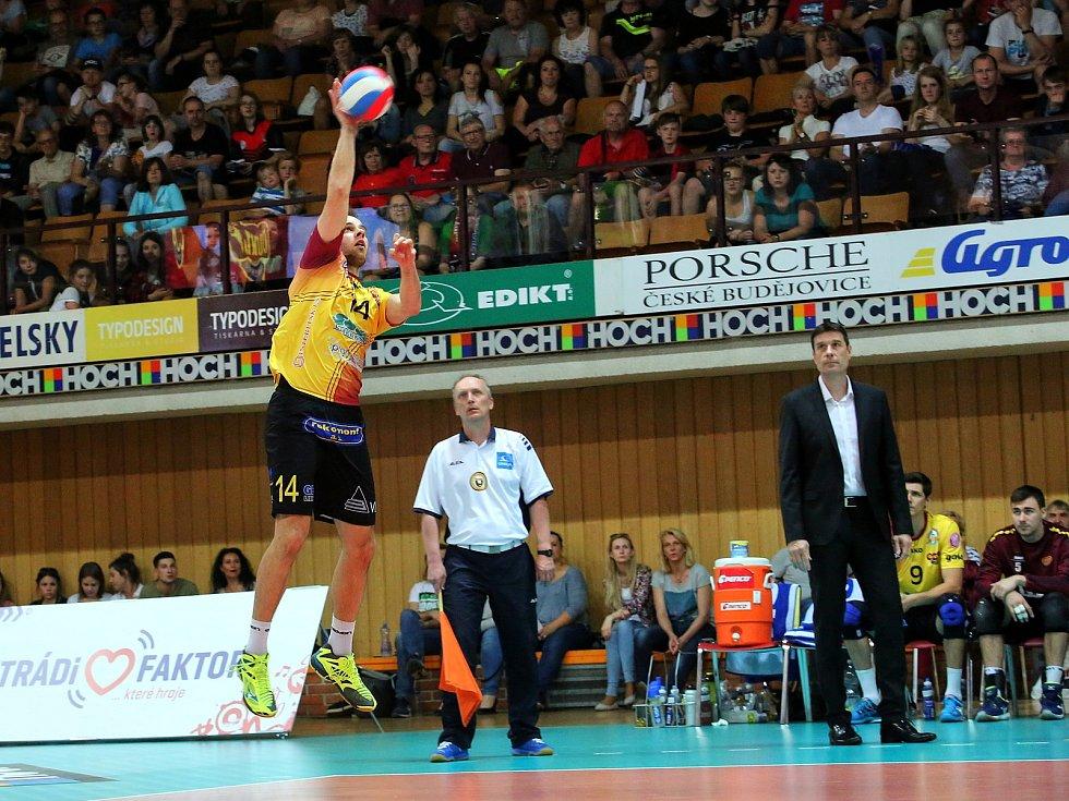 Jihostroj bojoval s Duklou Liberec o třetí místo.