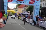 Závěrečná etapa závodu Okolo jižních Čech končila v Jindřichově Hradci