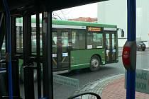 Městská hromadná doprava v Českých Budějovicích. Ilustrační foto