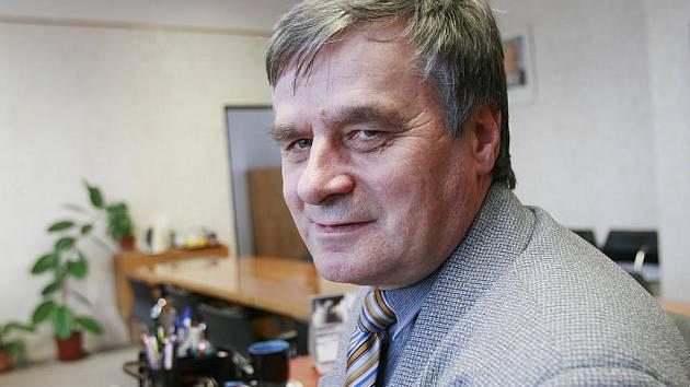 Jan Honner šéfuje krajské statistice.