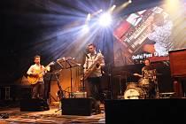 Jihočeský jazzový festival pátek