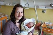 Pavel Mach bude vyrůstat v Záblatí. Narodil se v písecké porodnici 1. 5. 2017 ve 14.28 h, vážil 3,40 kg a měřil 52 cm. Těšili se na něj rodiče Jana a Pavel Machovi a sestra Karolína.