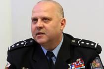 Policejní prezident Luděk Procházka.