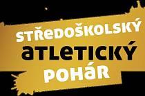 Logo středoškolské atletiky.